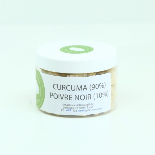 Curcuma-Poivre Noir (bt100)